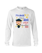 7th grade Virtual grad Long Sleeve Tee thumbnail