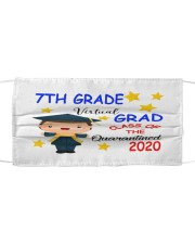 7th grade Virtual grad Cloth face mask thumbnail