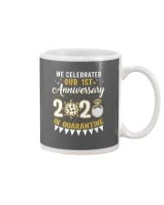 1st Celebrated anniversary Mug thumbnail