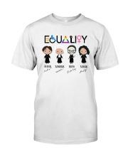 RBG equality Classic T-Shirt thumbnail