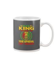 Black King Lion Mug thumbnail