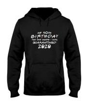 My 40th birthday Hooded Sweatshirt thumbnail