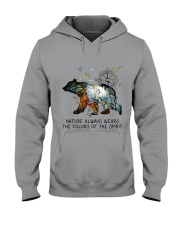 Camping nature color shirt Hooded Sweatshirt thumbnail