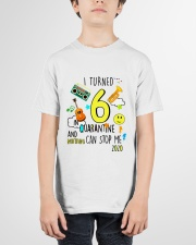 6 Turned Stop Me Youth T-Shirt garment-youth-tshirt-front-01