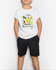 6 Turned Stop Me Youth T-Shirt lifestyle-youth-tshirt-front-1