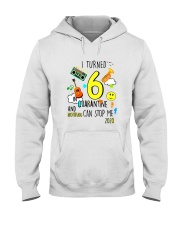 6 Turned Stop Me Hooded Sweatshirt thumbnail
