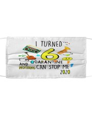6 Turned Stop Me Cloth face mask thumbnail