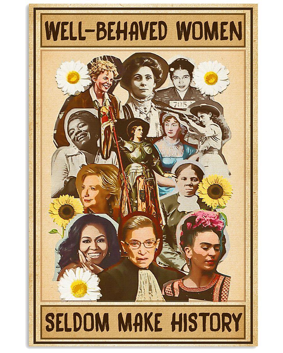 Seldom Make History Poster 11x17 Poster