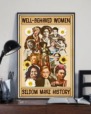 Seldom Make History Poster 11x17 Poster lifestyle-poster-2