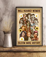 Seldom Make History Poster 11x17 Poster lifestyle-poster-3