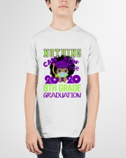 8th Black Girl Nothing Stop Youth T-Shirt garment-youth-tshirt-front-01