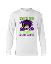 8th Black Girl Nothing Stop Long Sleeve Tee thumbnail