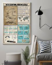 Kitesurfing Knowledge 11x17 Poster lifestyle-poster-1