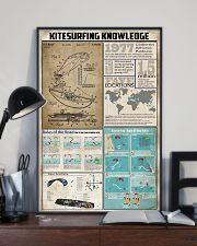 Kitesurfing Knowledge 11x17 Poster lifestyle-poster-2