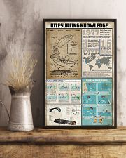 Kitesurfing Knowledge 11x17 Poster lifestyle-poster-3