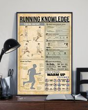 Running knowledge 11x17 Poster lifestyle-poster-2