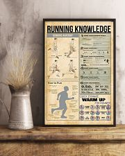 Running knowledge 11x17 Poster lifestyle-poster-3