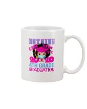 Girl 4th grade Nothing Stop Mug thumbnail
