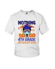 Boy 4th grade Nothing Stop Youth T-Shirt front