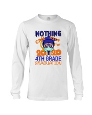 Boy 4th grade Nothing Stop Long Sleeve Tee tile