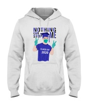 White Boy Nothing Can Stop Me Hooded Sweatshirt thumbnail