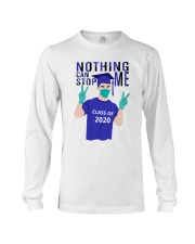 White Boy Nothing Can Stop Me Long Sleeve Tee thumbnail