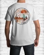 Wander woman front Classic T-Shirt lifestyle-mens-crewneck-back-1