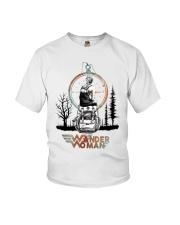 Wander woman front Youth T-Shirt thumbnail