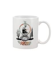 Wander woman front Mug thumbnail