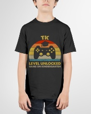 TK Level unlocked vintage Youth T-Shirt garment-youth-tshirt-front-01
