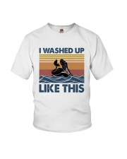 Washed Up Mermaid Youth T-Shirt thumbnail