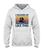 Washed Up Mermaid Hooded Sweatshirt thumbnail