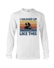 Washed Up Mermaid Long Sleeve Tee thumbnail