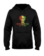 Black Out Day Hooded Sweatshirt thumbnail
