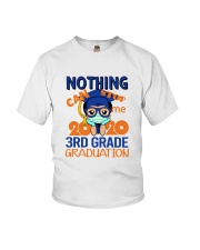 Boy 3rd grade Nothing Stop Youth T-Shirt front