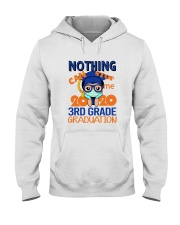 Boy 3rd grade Nothing Stop Hooded Sweatshirt thumbnail