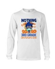 Boy 3rd grade Nothing Stop Long Sleeve Tee thumbnail