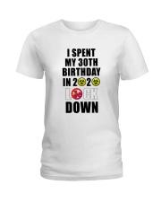 30th Lock Down Ladies T-Shirt thumbnail