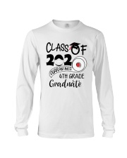 4th grade  Quarantined Graduate Long Sleeve Tee tile