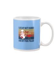 Butt Rubbed Apron Mug thumbnail
