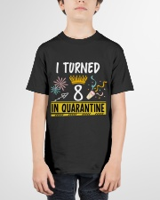 8 I turned in quarantine Youth T-Shirt garment-youth-tshirt-front-01