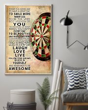 Darts Today Is A Good Day Poster 11x17 Poster lifestyle-poster-1