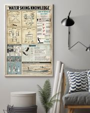 Water Skiing Knowledge 11x17 Poster lifestyle-poster-1