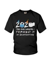 34 Where I turned Youth T-Shirt thumbnail