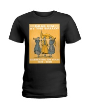 Celebrate poster Ladies T-Shirt thumbnail