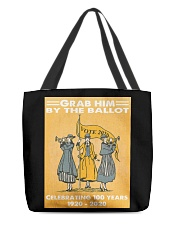 Celebrate poster All-over Tote thumbnail