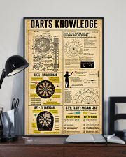 Darts Knowledge 11x17 Poster lifestyle-poster-2
