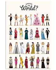 Who run the world 11x17 Poster thumbnail