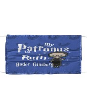 RBG my patronus Cloth face mask thumbnail