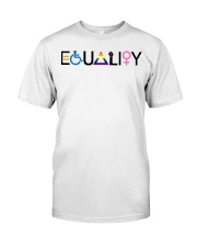 Equality sticker Classic T-Shirt thumbnail